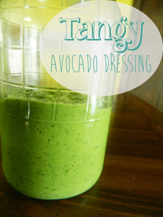avocadodressing