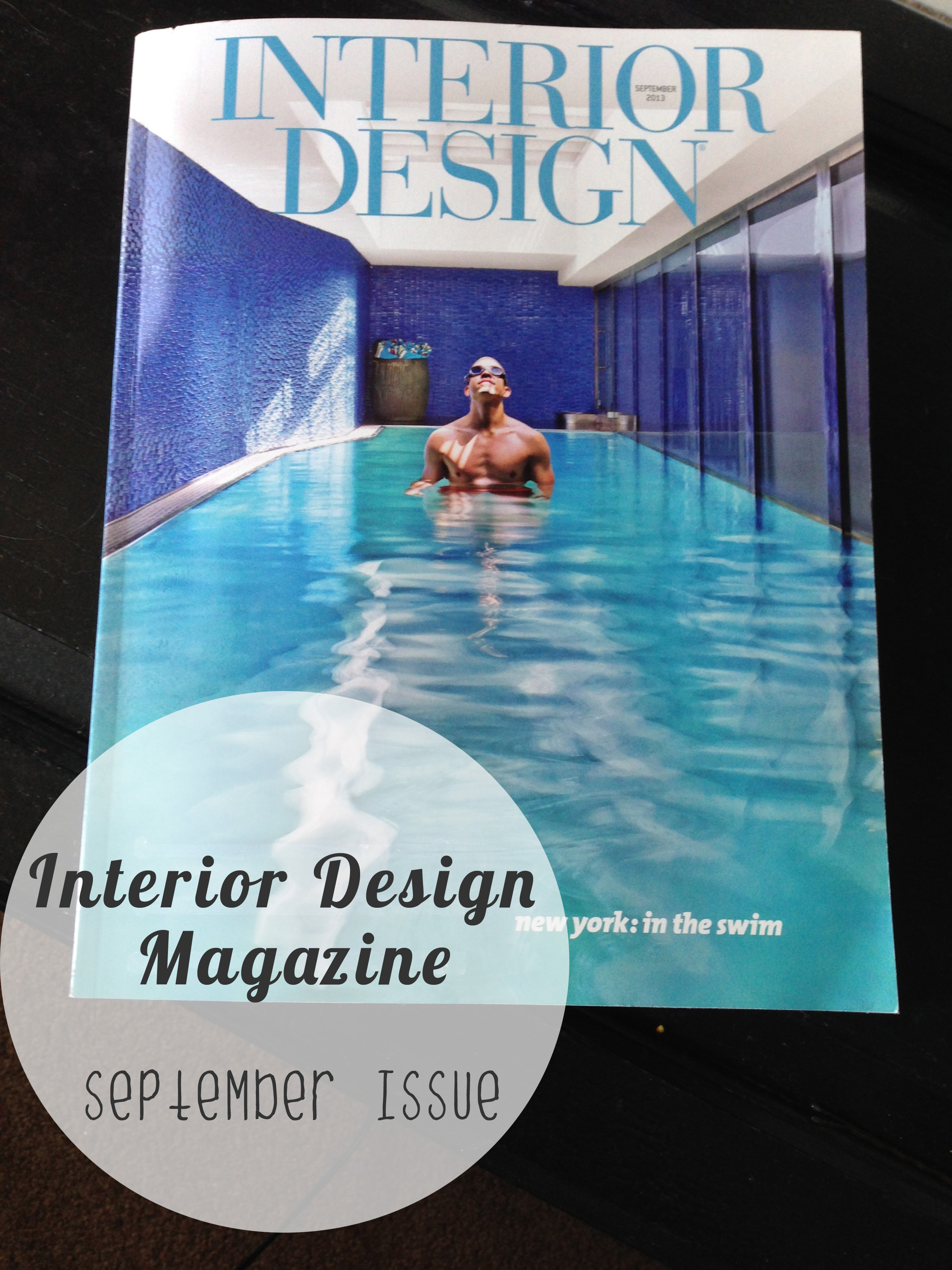 Dennis paphitis the whale 39 s endeavors for Id interior design magazine