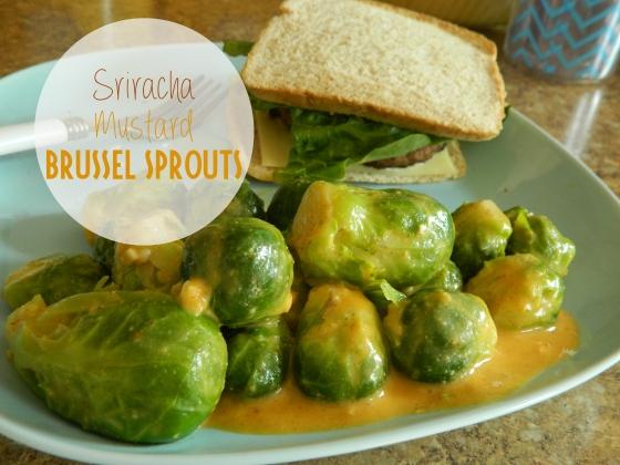 Sriracha Mustard Sprouts