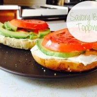 Savory Bagel Toppings