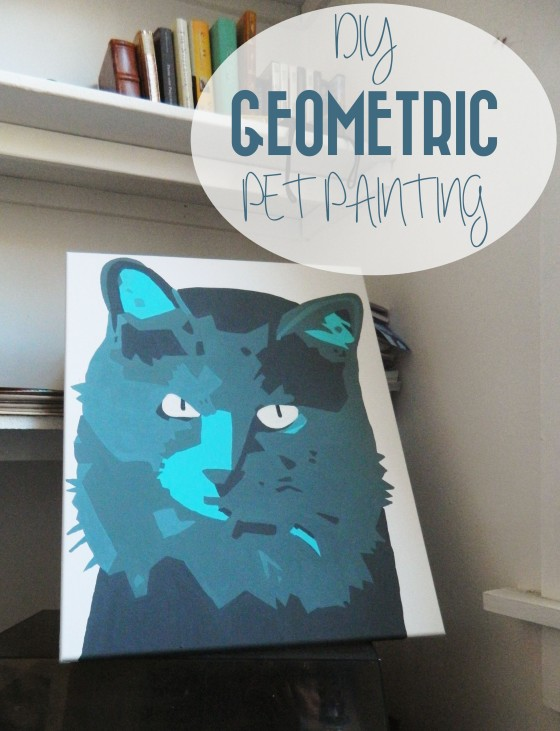 pet painting cover